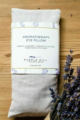 Purple Hill Lavender Eye Pillow