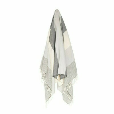 Stray & Wander Rio Towel Black