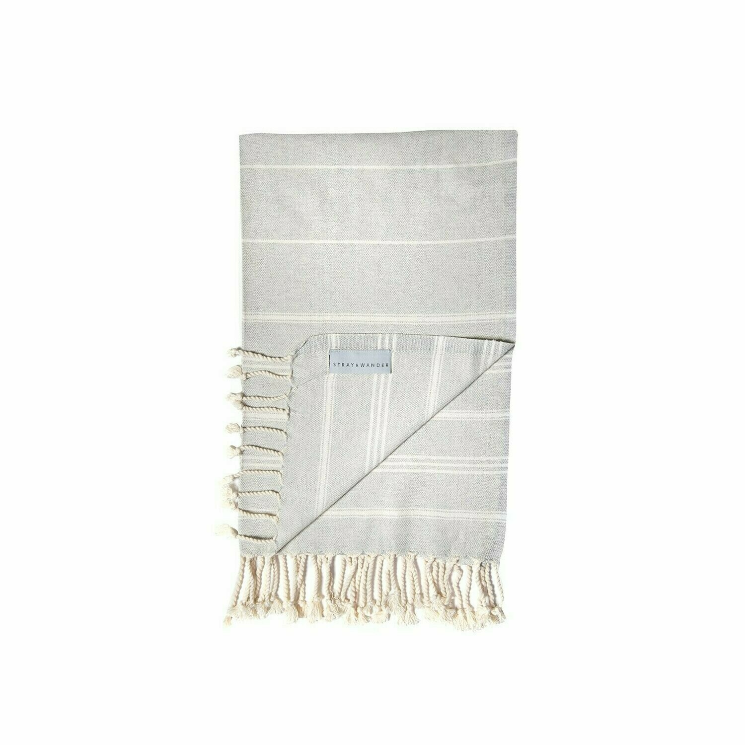 SW Cove Towel Small Grey
