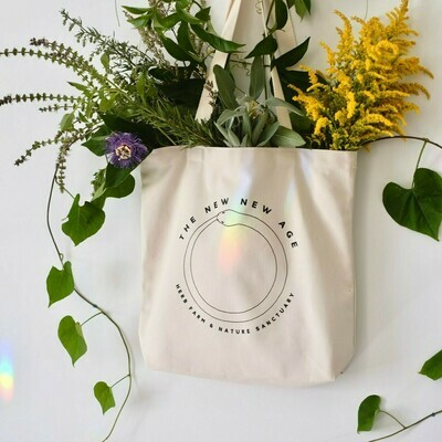 The New New Age Tote Bag