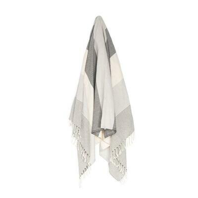 Stray & Wander Rio Towel Grey