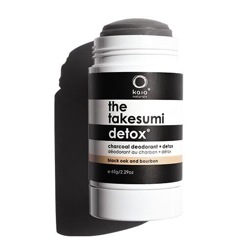 Kaia Naturals Deodorant Black Oak & Burbon