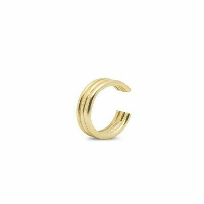 Kara Yoo Range Ear Cuff Gold