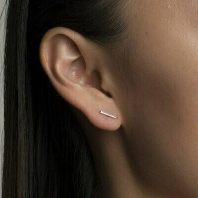 Kara Yoo Double Point Silver