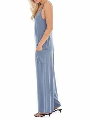 Hannah Jumpsuit Blue Lrg