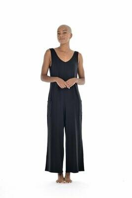 Hannah Jumpsuit Black Sm
