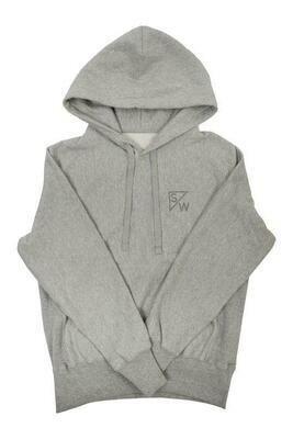 Stray & Wander Hoodie Grey XS