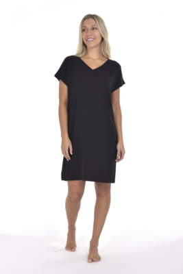 Paper Label Jasmine Dress - Black SM