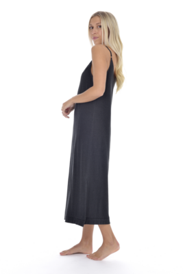 Paper Label Jewel Dress - Black MD