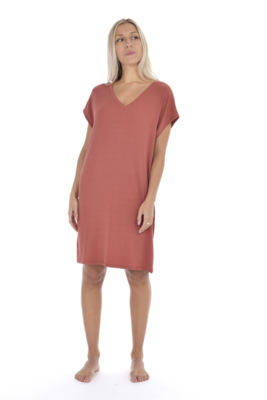 Paper Label Jasmine Dress - Orange SM