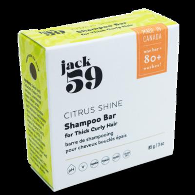 Jack 59 Shampoo Bar - Citrus Shine
