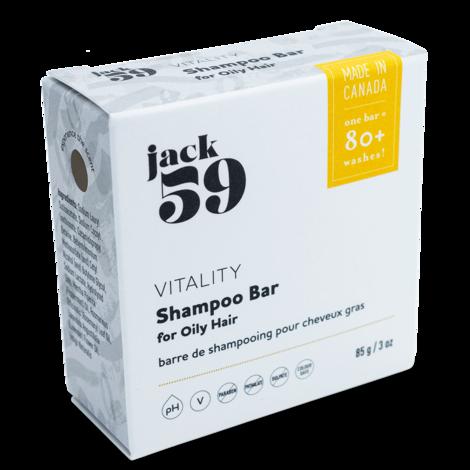 Jack 59 Shampoo Bar - Vitality