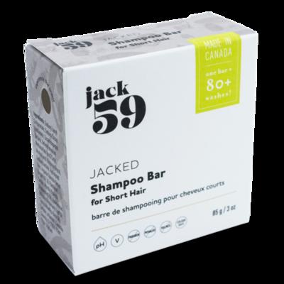 Jack 59 Shampoo Bar - Jacked 3 in 1