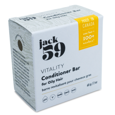 Jack 59 Conditioner Bar - Vitality