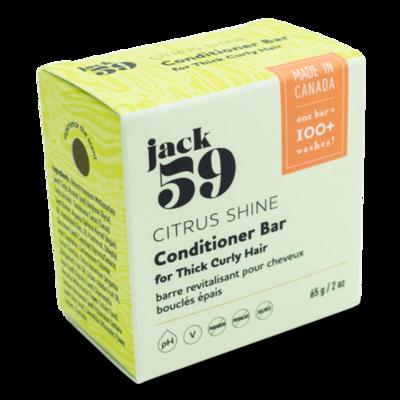 Jack 59 Conditioner  Bar - Citrus Shine