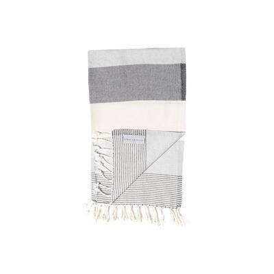 SW Rio Towel Small Grey/Black