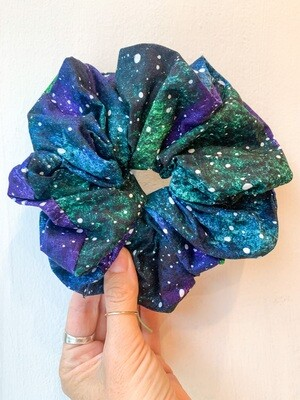 Billy Bamboo Speckled Scrunchie