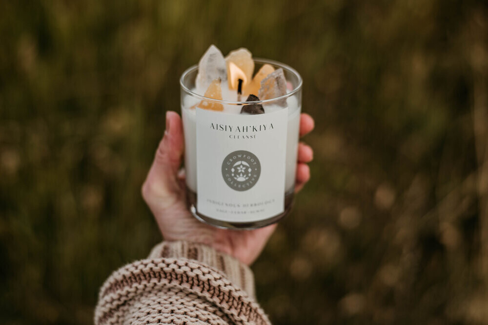 Crowfoot Collective Ritual Candle