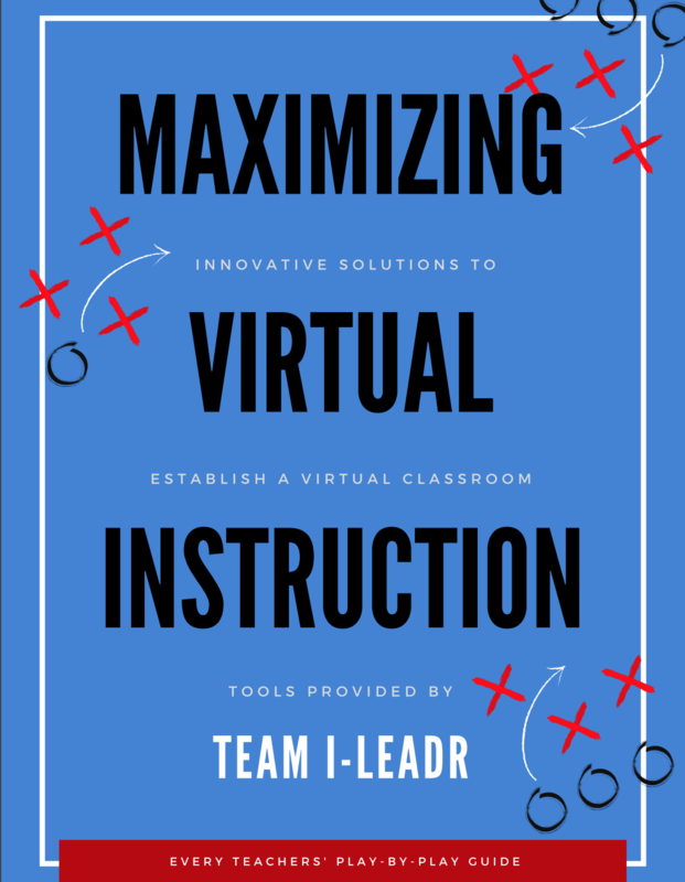Maximize Virtual Instruction Playbook