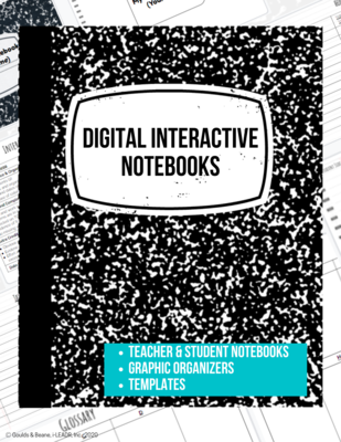 Digital Interactive Notebook