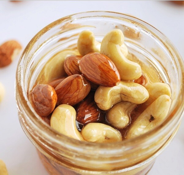 Honey with Cashew & Almond Mix 500g