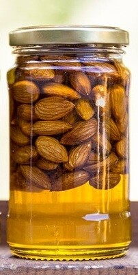 Honey with only Almond 500g