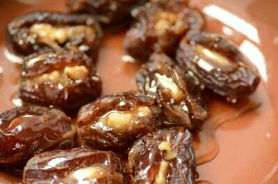 Honey with Dates & Almond 500g