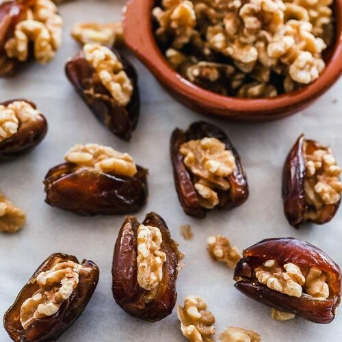 Honey with Dates & Walnuts 500g