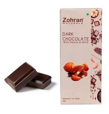 Zohran Chocolate With Dry Fruit Medium
