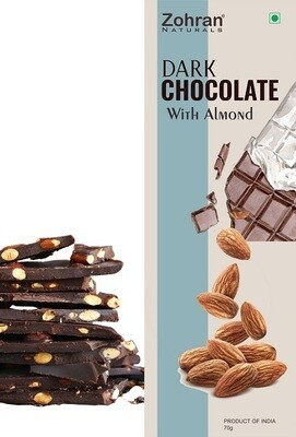 Zohran Premium Chocolate With Extra Almonds Big