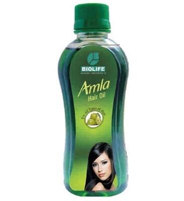 Biolife Herbal Amla Hair Oil