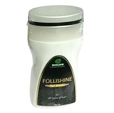Biolife Follishine Herbal Shampoo
