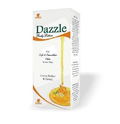 Dazzle Herbal Body Lotion
