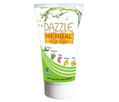 Dazzle Herbal Face Wash