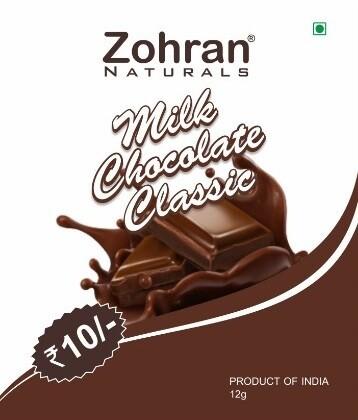 Zohran Milk Classic Chocolate Small