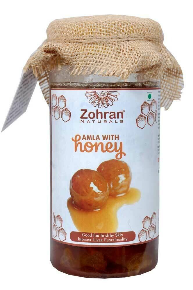 Honey with Amla Candy