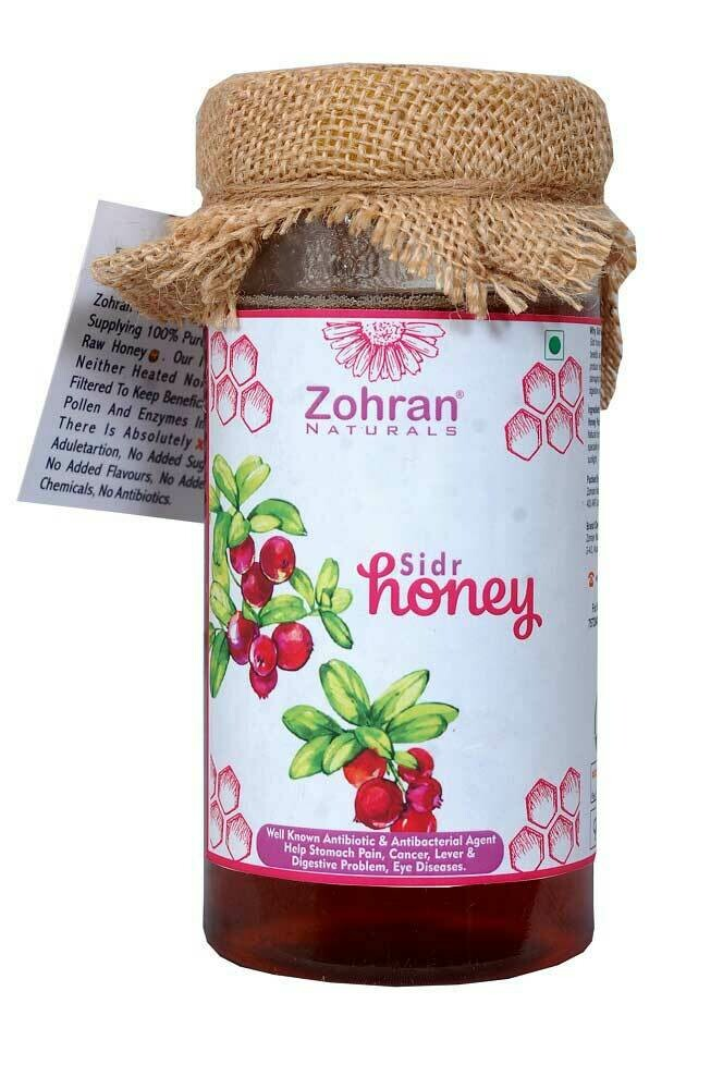 Bulk - Zohran Natural Sidr Honey