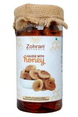 Zohran Honey With Fig / Anjeer 500g