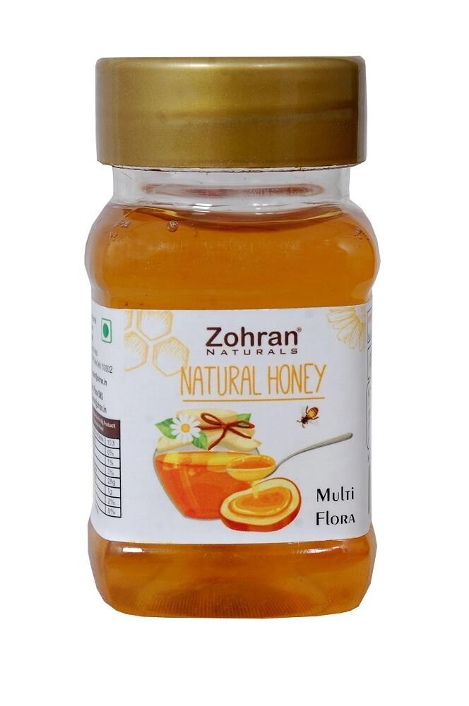 Bulk - Zohran Natural Multiflora Honey 100g x 80pcs