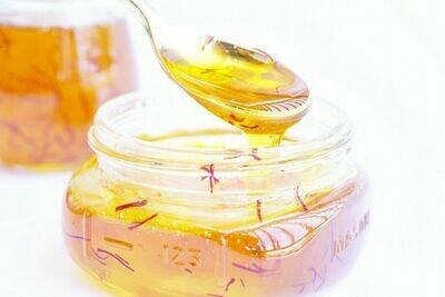 Bulk - Zohran Saffron / Zafran Infused Honey