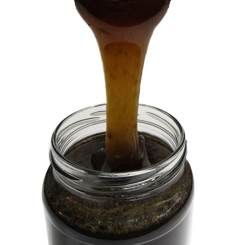 Bulk - Zohran Natural Black Seed / Kalonji Infused Honey