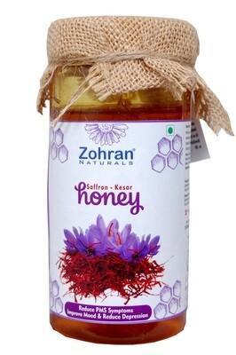 Zohran Saffron / Zafran Infused Honey