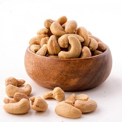 Zohran Roasted & Salted Cashew 250g