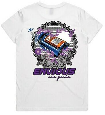 Nitrous T-shirt - White
