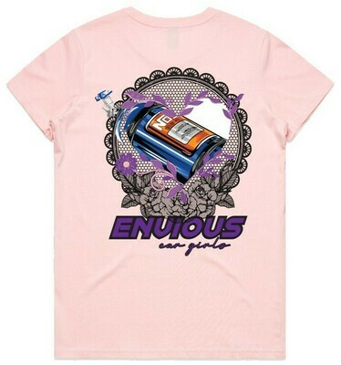 Nitrous T-shirt - Pink