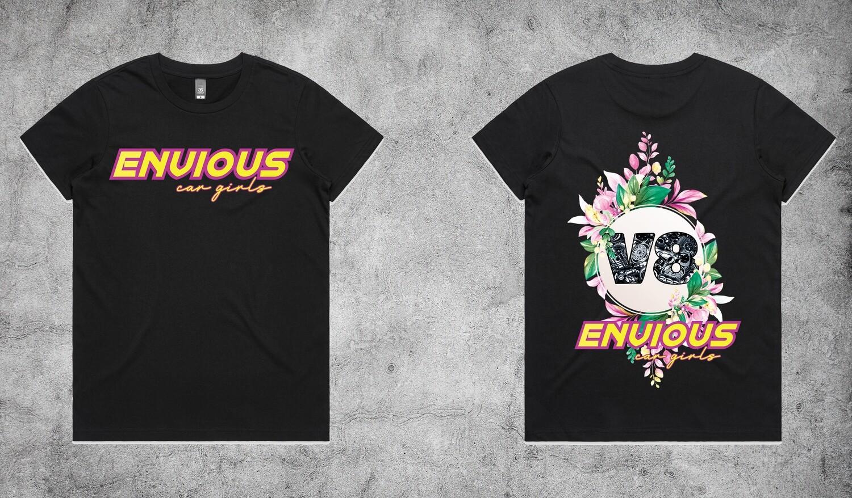 V8 Flower T-shirt
