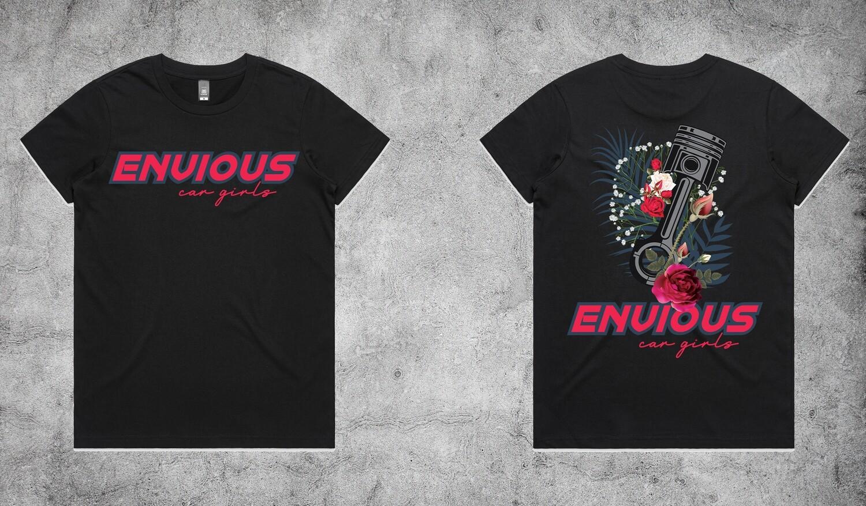 Piston and Rod T-shirt