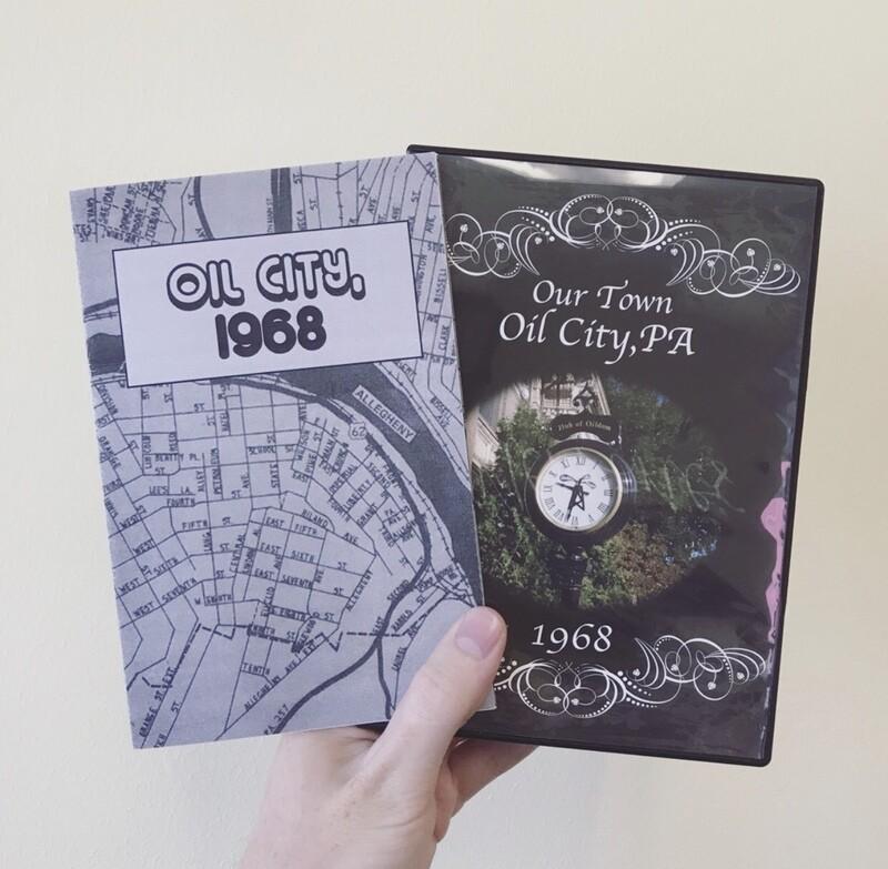 Oil City, 1968 (DVD + Booklet)