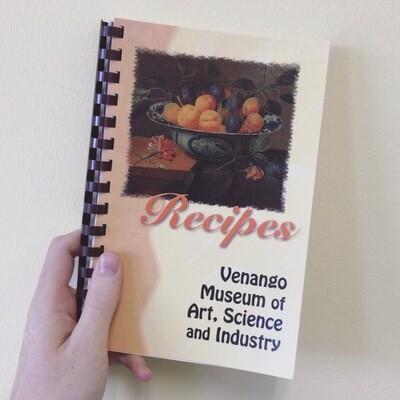 Venango Museum Cookbook