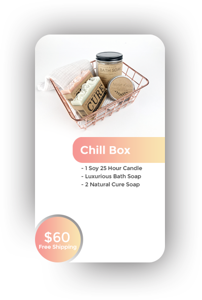 Chill Box + Free Shipping in BC